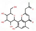 Aloesin Molecule